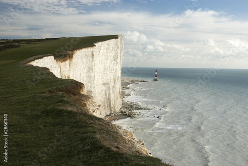 Fotografie, Obraz  Beachy Head, Sussex
