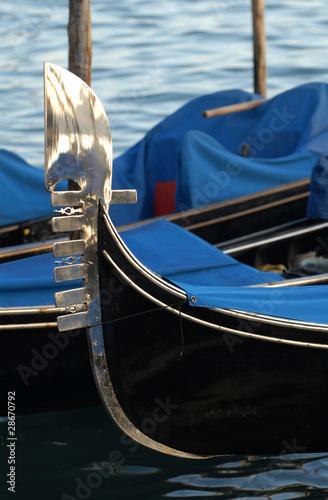Gondola prow Canvas-taulu