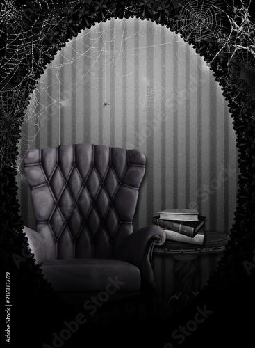 Fotografie, Obraz  The Haunted Room