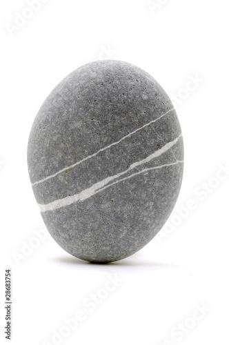Fotografía  Isolated zen stone
