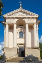 Frumoasa Church