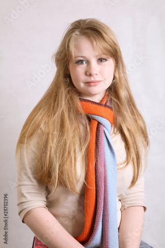 23 blonde teen