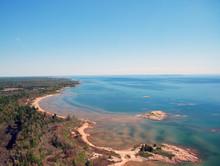 Lake Huron North Shore From Th...