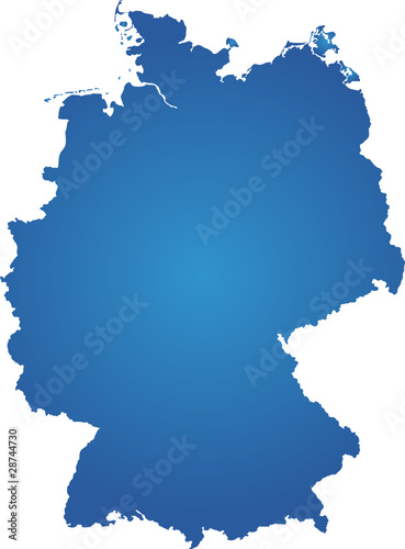 Fotografie, Obraz  Deutschland