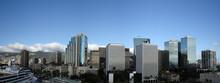 Downtown Honolulu Skyline Alon...