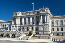 Library Of Congress Beaux-Arts...
