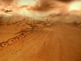 Pustinjska cesta