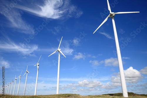 Foto  風力発電