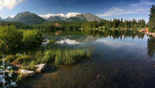 Dekoracja na wymiar jezioro-szczyrbskie-to-ladne-jezioro-w-wysokich-tatrach-slowacja