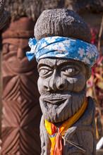 Totem Kanak - Nouvelle Calédonie