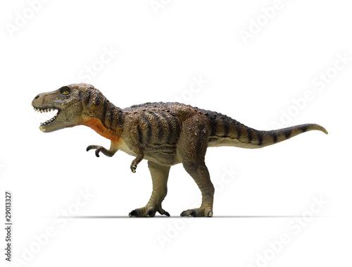 Fotografia  tyrannosaurus-rex (clipping path)