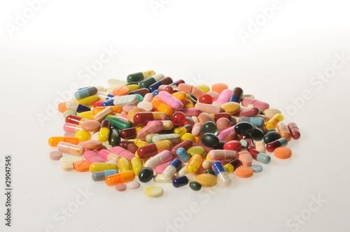 Aluminium Prints Candy Tabletten freigestellt 19