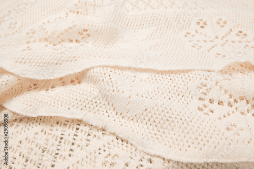 Fotobehang Macrofotografie Vintage fabric background