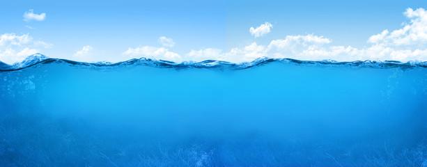 scena podwodna