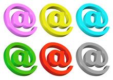 Email Symbole