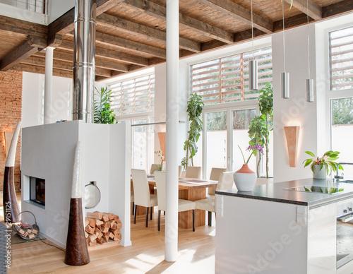 Fényképezés  Modern Loft