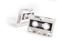 Micro Cassette Isolated