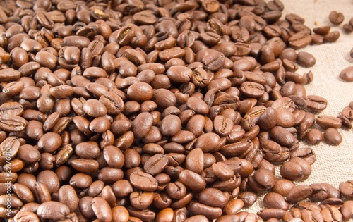 Canvas Prints Coffee beans Coffee beans