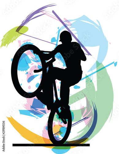 ilustracja-rowerzysta