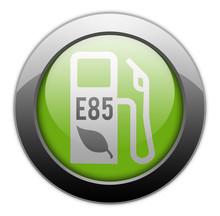"""Metallic Orb Button """"E85 Ethan..."""