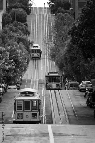 San Francisco Street Cars
