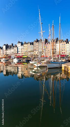 Honfleur, France Fototapete