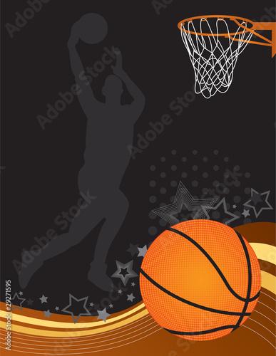 Photo  Basketball