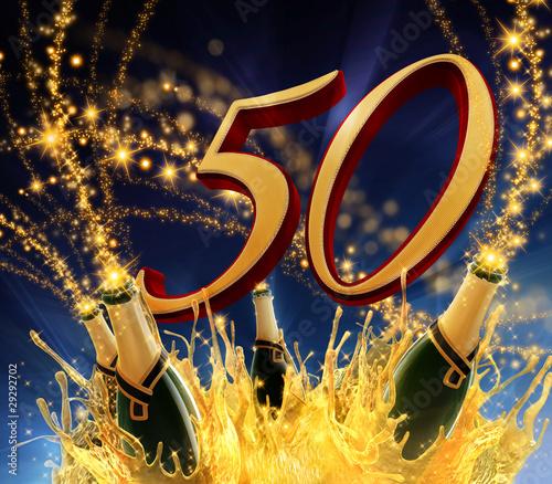 Fotografering 50 years jubilee