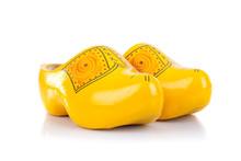 Traditional Dutch Footwear For Farmers
