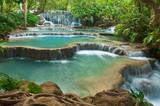 Wodospad Kuang-Laos
