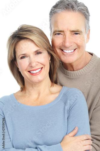 Seniors couple #29384744