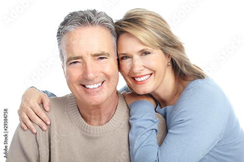 Seniors couple #29384758