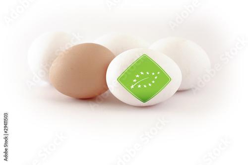 bio eier, eu biosiegel