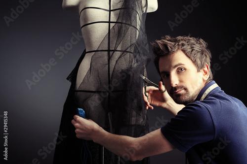 Fényképezés  fashion designer