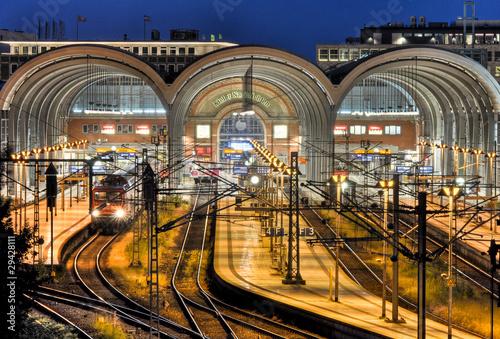 Fotografía  Bahnhof Kiel