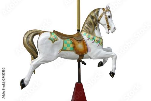964aedc0a60 cheval de bois de manège - Buy this stock photo and explore similar ...