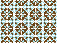 Neoclassical Decorations Pattern
