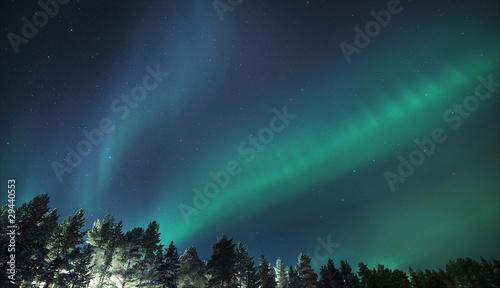 Poster Aurore polaire aurore boreal1