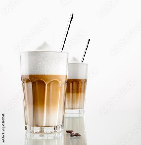 Foto  latte macchiato