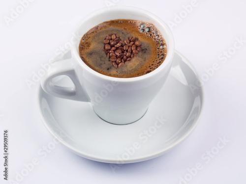 Fotobehang Chocolade Love to cofee