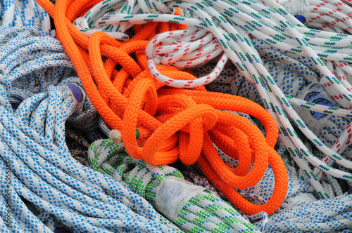Fotografiet  cordes de marins