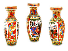 The Old Chinese Vase.