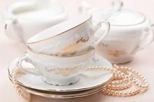 Elegant Tea Cups