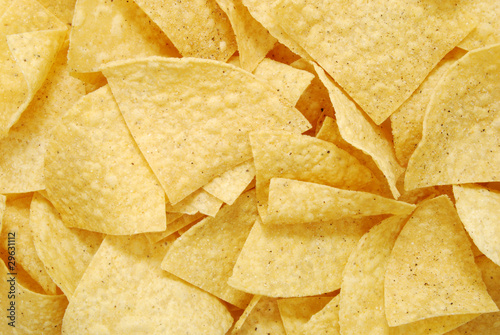 Fotografie, Obraz  Tortilla Chips