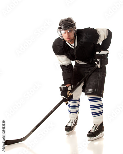 Photo  Ice Hockey Player
