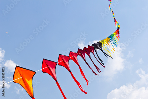 Foto Rollo Basic - colorful of kite (von tungphoto)