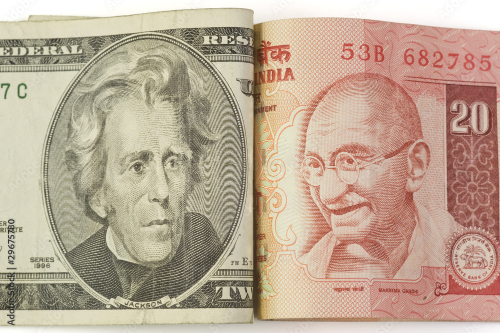 Indian Ru Against American Dollar Inr Our Currency Rankings Show That The Most