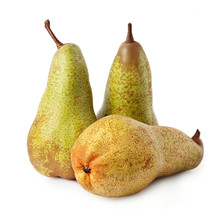 Three Ripe Pears (Conference) ...