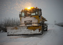 Snow Plough Yorkshire Dales