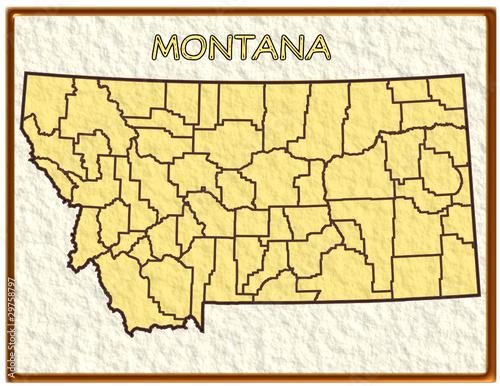 Montana USA state map seal emblem federal america - Buy this ... on dinosaurs montana, average annual precipitation map montana, states that border montana, map big cities in montana, oregon montana, road atlas of montana, all cities in montana, zip code map montana, blank outline map montana, united states montana, usa flag montana, wind power resource map montana, wall map montana, 3d map montana, map of montana, billings montana, road map montana, somalia map montana,
